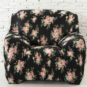 Newchic 1 Seater Sofa Slipcover Stretch Protector Soft Couch Cover Washable
