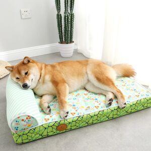 Newchic Pet Dog Deep Sleep Sofa Bed Removable Cat Litter Pet Bed