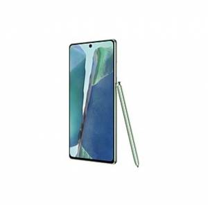 """Samsung Galaxy Note20 5G 128 GB Smartphone - 6.7"""" Super AMOLED Plus 1080 x 2400 - 8 GB RAM - Android 10 - 5G - Mystic Green - Bar - T-Mobile - Front C"""