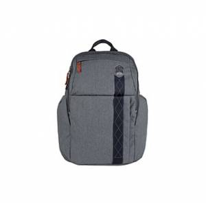 """STM Bags STM Goods Kings Backpack - Fits Up To 15 Laptop - Tornado Grey - Impact Resistant - Polyester - Shoulder Strap - 18.7"""" Height x 11.8"""" Width x 6.7"""" Dep"""