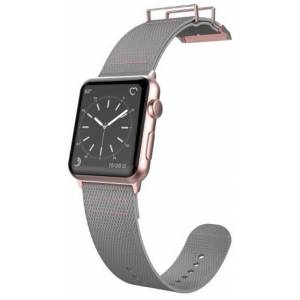 X-Doria Field Series 6950941456944 Band for Apple 1.5-inch Watch - Rose, Gray