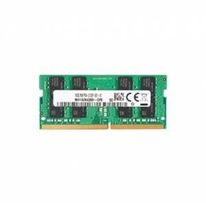 Hewlett-Packard HP 16GB (1x16GB) DDR4-2400 ECC Reg RAM - 16 GB (1 x 16 GB) - DDR4 SDRAM - 2400 MHz DDR4-2400/PC4-19200 - ECC - Registered