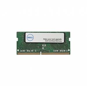 Dell 4 GB Certified Memory Module - 1RX16 SODIMM 2400MHz - 4 GB - DDR4-2400/PC4-19200 DDR4 SDRAM - CL17 - 1.20 V - Non-ECC - Unbuffered - 260-pin - So