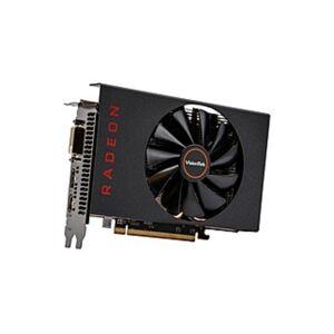 VisionTek Radeon RX 5500 XT Graphic Card - 8 GB GDDR6 - 1.61 GHz Core - 128 bit Bus Width - DisplayPort - HDMI - DVI
