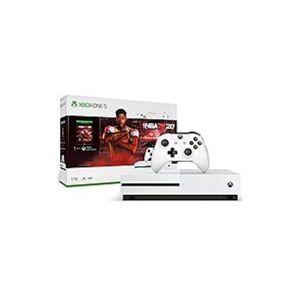 Microsoft Xbox One S NBA 2K20 Bundle (1TB) - Game Pad Supported - Wireless - AMD Radeon Graphics Core Next - 3840 x 2160 - 16:9 - 2160p - Blu-ray Disc