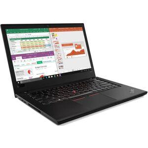 Lenovo ThinkPad A485 20MVS0C500 Notebook PC - AMD Ryzen R5-2500U 2 GHz Quad-Core Processor - 16 GB DDR4 SDRAM - 256 GB Solid State Drive - 14-inch Dis