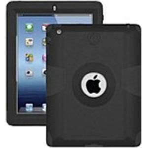 Trident Case Trident Kraken AMS Carrying Case (Holster) for iPad - Black - Polycarbonate, Silicone