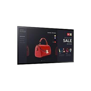 "Samsung PM55F-BC Digital Signage Monitor - 55"" LCD Cortex A12 1.30 GHz - 2.50 GB - 1920 x 1080 - Edge LED - 400 Nit - 1080p - HDMI - USB - DVI - Seria"