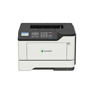 Lexmark MS521dn Laser Printer - 220V (International) - Monochrome - TAA Compliant - 46 ppm Mono - 1200 x 1200 dpi Print - Automatic Duplex Print - 350