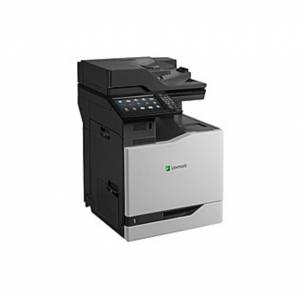 Lexmark CX860DE Laser Multifunction Printer - Color - Copier/Fax/Printer/Scanner - 60 ppm Mono/60 ppm Color Print - 1200 x 1200 dpi Print - Automatic