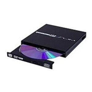 Kanguru Solutions Kanguru U2-DVDRW-SL External QS Slim DVD/CD Writer - USB 2.0