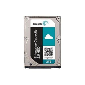 """Seagate Enterprise ST2000NX0323 2 TB 2.5"""" Internal Hard Drive - SAS - 7200 - 128 MB Buffer"""