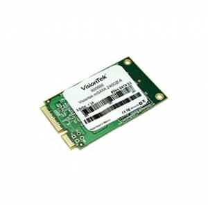VisionTek 240GB 3D MLC mSATA SSD - 550 MB/s Maximum Read Transfer Rate - 445 MB/s Maximum Write Transfer Rate