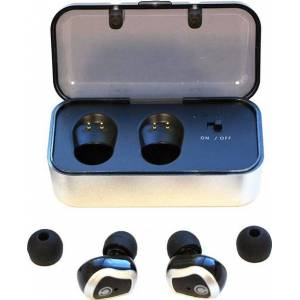 Spracht Blunote Buds TW True Wireless freedom Bluetooth Earbuds - Stereo - Wireless - Bluetooth - Earbud - Binaural - In-ear - Noise Canceling