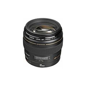 Canon 2519A003 EF 85mm f/1.8 USM Standard & Medium Telephoto Lens - f/1.8