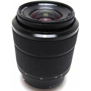 Sony - 28 mm to 70 mm - f/3.5 - 5.6 - Zoom Lens for Sony E - Designed for Camera - 55 mm Attachment - 0.19x Magnification - 2.5x Optical Zoom - Optica