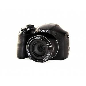 Sony Cyber-shot DSC-H300/B 20.1 Megapixels Digital Camera - 35x Optical/70x Digital Zoom - 3.0-inch LCD Display - 4.5-157.5 mm Lens - Black