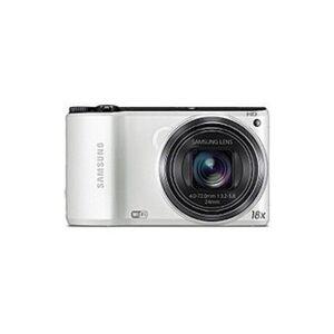 Samsung EC-WB200FBPWUS WB200F 14.2 Megapixels Digital Camera - 18x Optical/5x Digital Zoom - 3-inch LCD Display - f/3.2-5.8 - Wi-Fi - White