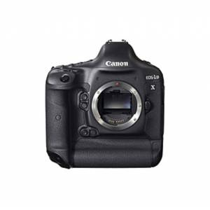 """Canon EOS 1D X 18.1 Megapixel Digital SLR Camera Body Only - Black - 3.2"""" LCD - 5184 x 3456 Image - 1920 x 1080 Video - HD Movie Mode"""