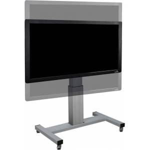 Datamation Systems DS-SCETA-VLI Display Cart - 42-86-inch Displays - Powered Height Adjustment - With Remote