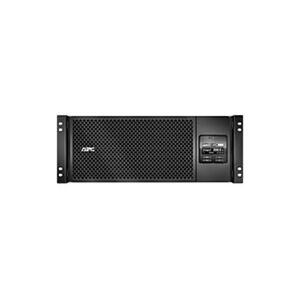 APC by Schneider Electric Smart-UPS SRT 6000VA RM 208V - 4U Rack-mountable - 1.50 Hour Recharge - 2 Minute Stand-by - 208 V AC Input - 208 V AC Output