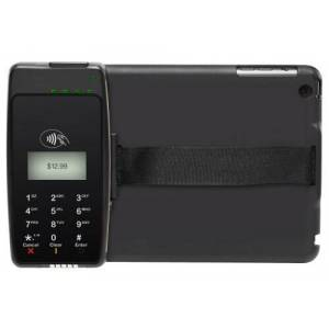 VeriFone M087-321-10-NAA PAYware Mobile e335 Payment Terminal - Micro-USB - MSR - Smart Card - Barcode Scanner - Magnetic Stripe Reader