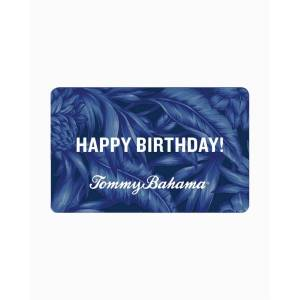 Tommy Bahama Birthday Virtual Gift Card