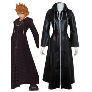 milanoo.com Kingdom Hearts Organization XIII Roxas Cosplay Costume Halloween  - Black - Size: Small