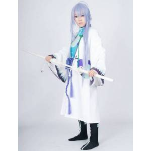 milanoo.com Milanoo Vocaloid Kamui Gackpoid  Cosplay Costume Halloween  - White - Size: 2X-Large