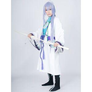 milanoo.com Milanoo Vocaloid Kamui Gackpoid  Cosplay Costume Halloween  - White - Size: Small