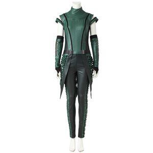 milanoo.com Milanoo Marvel Comics Guardians Of The Galaxy 2 Mantis Carnival Cosplay Costume Carnival  - Dark Green - Size: Medium