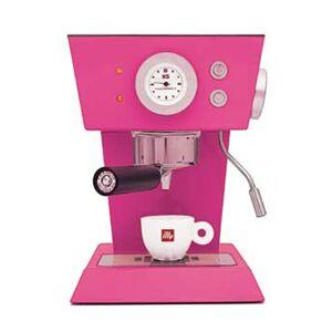illy caffe illy Refurbished X5 Espresso and E.S.E. Pod Machine - Fuchsia