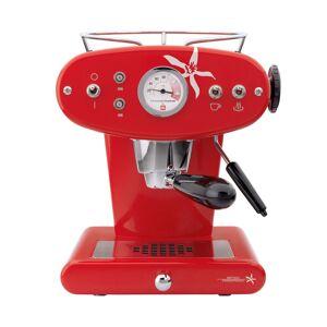 illy caffe illy X1 iperEspresso Machine - Red