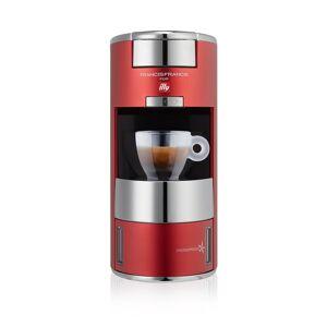 illy caffe illy X9 iperEspresso Machine Red