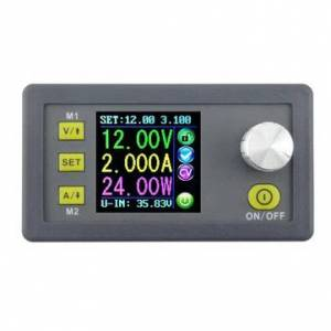 ElectronicItems RUIDENG DPS3003 32V 3A Buck Adjustable DC Constant Voltage Power Supply Module Integrated Voltmeter Ammeter With Color Display