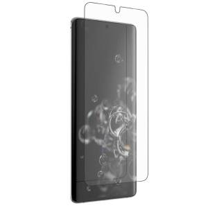 InvisibleShield GlassFusion VisionGuard+ for the Samsung Galaxy S20 Ultra 5G (Case Friendly)
