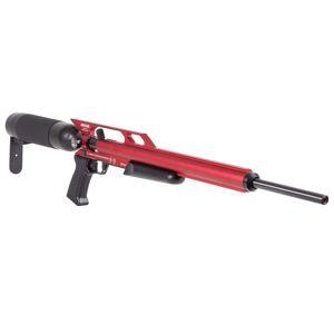 AirForce Condor PCP Air Rifle, Spin-Loc Tank, Red 0.22