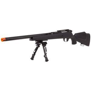 TSD UHC Super X9 Double Bolt, Airsoft Rifle, Black, Box Mag 6mm