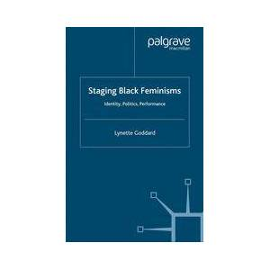 Springer Shop Staging Black Feminisms