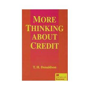Springer Shop More Thinking about Credit