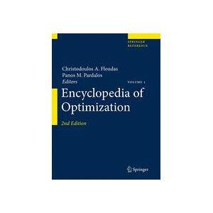 Springer Shop Encyclopedia of Optimization