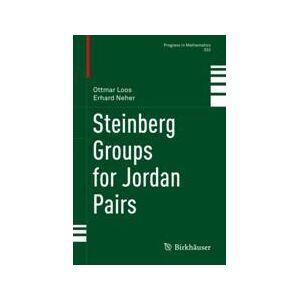 Springer Shop Steinberg Groups for Jordan Pairs