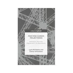 Springer Shop Post-PhD Career Trajectories