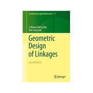 Springer Shop Geometric Design of Linkages