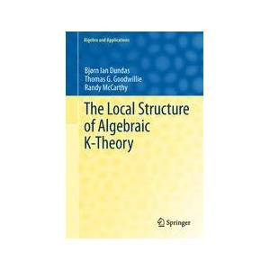 Springer Shop The Local Structure of Algebraic K-Theory