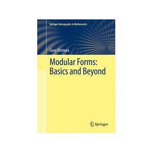Springer Shop Modular Forms: Basics and Beyond