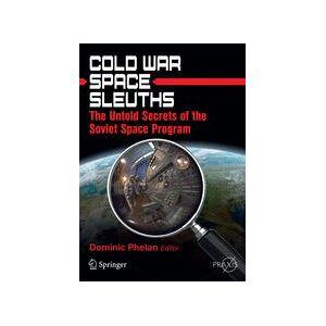 Springer Shop Cold War Space Sleuths