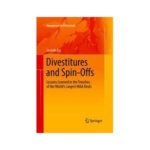 Springer Shop Divestitures and Spin-Offs