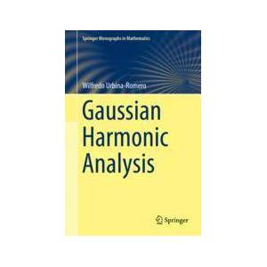 Springer Shop Gaussian Harmonic Analysis