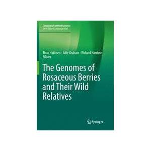 Springer Shop The Genomes of Rosaceous Berries and Their Wild Relatives
